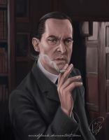 Jeremy Brett as Holmes 07 by Windfreak