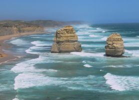 12 apostles by Captainttroy