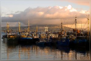Moville Boats by pmd1138
