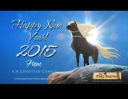 Happy New Year 2015! by AN-ChristianComics
