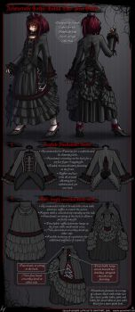 EGA Two-Piece Outfit Design by MissPH