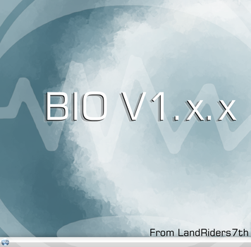 BIO Cover by LandRiders7th