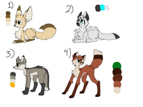 Fox Adopts Open by LuneTheUmbreon
