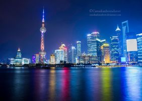 The Bund by Canadianhorseluver