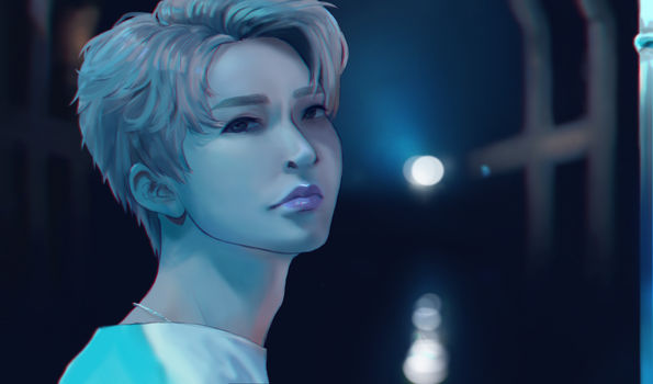 Choi Youngjae - Never Ever by Yoruuchii
