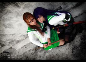 HOTD Cosplay 02 by Bastetsama-Cosplay