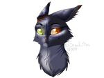 Headshot commish for Dreamy-days 1 - Robinstar by SnowLilies