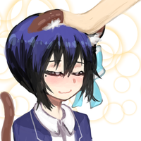 Tsugumi Cute Cat Ears by WhyPeopleRage