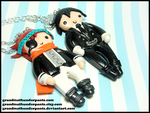 Sebastian/Lavi Necklaces by GrandmaThunderpants