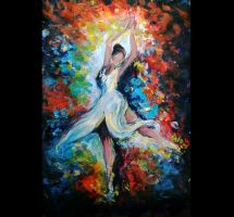 Dancing among colours by anothertypicaldork