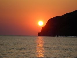 sunset,eressos,mytilini,greece by IgnGiannioglou17