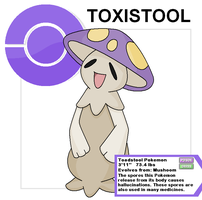 toxistool by Cerulebell