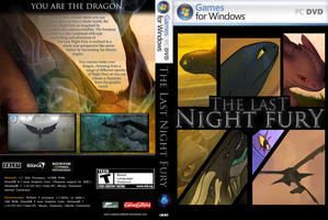 TLNF Game Cover by captaincuttlefish