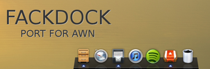 Fackdock port for AWN by Aeron-GT