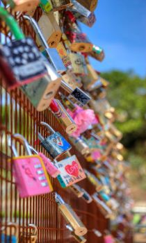 Love Lock in Penang by temporary40