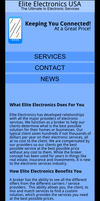 EE mobile page design by Sgtconker1r