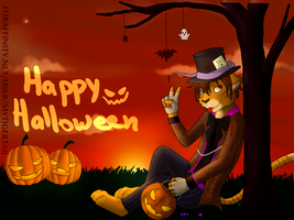 Halloween by mytigertail