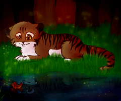 Leafpool by MissLayira