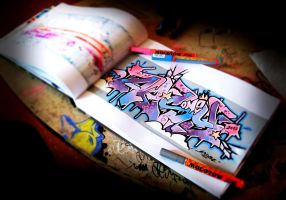 blackbook aesy by AESYONE