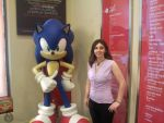 Sonic and me by Venetia-TH