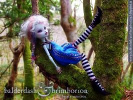OOAK Monster High doll customization by jen-jamieson