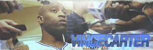 Vince Carter - Magic by OldChili