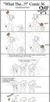 'What The' Comic 36 P:2 by TomBoy-Comics