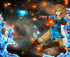 Zelda Wii U by October-Shadows