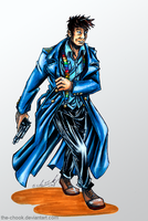 Jack Harkness, Torchwood by the-ChooK