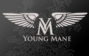 Young Mane Logo by Homogeneous