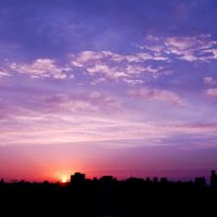 From My Roof Top I by Arcius-Azrael