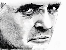 Sir Anthony Hopkins by CwK