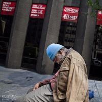 Homeless by GustavBAD