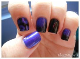 Nightshade Nails by Ebony-Rose13