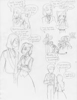 Disfunctional pairing doodles by Torenchiko-to