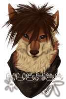 HUGHES ID by Chilli-Chann