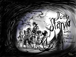 Dont Starve Comic New by RavenBlackCrow