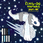 [CLOSED] Cling-On Adoptable: Oort-99 25pts by Ryurei-Kizuna