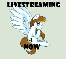 LIVESTREAMING NOW - online by Azure-Art-Wave