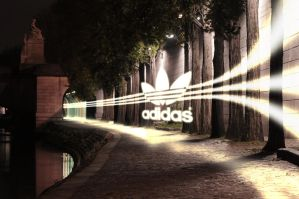 adidas Originals Logo by SyntheticBloob