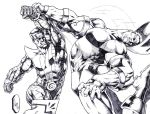 COLOSSUS Layeth the Smackdown on Juggernaut!! by Lun-K