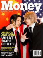 APH - Money Couple by Sado-Nishi