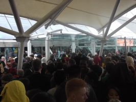 London MCM Expo - Saturday HELL !!!!!!!!!!!!!!!!!! by DoctorWhoOne