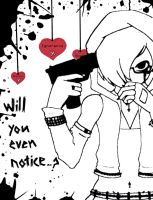 Love is Suicide by Shinolover626