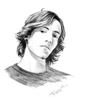 Brandon Boyd by el-hada-de-gominolas