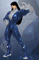 Neijia Flexing by hulkdaddyg