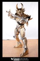 Garo the golden knight by Shoko-Cosplay