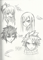 Fairy Tail by Maygirl96