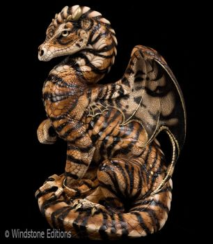 Tiger Secret Keeper Dragon by Reptangle