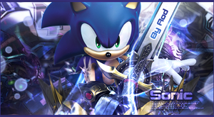 Sonic Sig by RodTheSecond